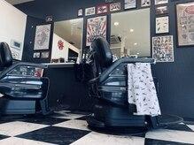 バーバーオブアニュースタイルワンダーセカンド(Barber of a NEWSTA eL WONDER 2ND)の雰囲気(あなたに似合うカッコいいスタイルをお届けします!!)