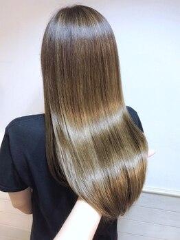 ローラン(ROULAND)の写真/【ヘアケアのプロ在籍】SNSで話題のオージュア・TOKIO・水素酸熱トリートメント多数髪質改善ケア♪