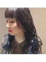 ネオヘアー 曳舟店(NEO Hair)インナーブルー(曳舟)