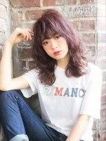 オーブ ヘアー アオヤマ 青山店(AUBE HAIR AOYAMA)セクシーでおしゃれ感漂うふんわりパーマ♪