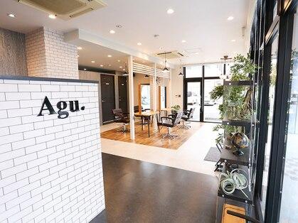 アグ ヘアー フライ 藤枝店(Agu hair fly)の写真