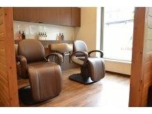 ヘアーサロン カンテラ(Hair salon Cantra)の雰囲気(落ち着いた空間で受けるつかの間のリラックスシャンプー。)