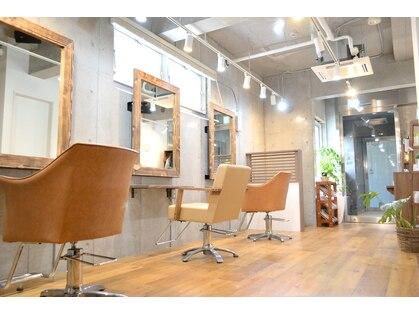 ツリーヘアサロン(Tree Hair Salon)の写真