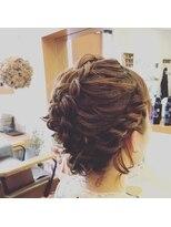 レガロヘア(REGALO -hair-)ヘアセット