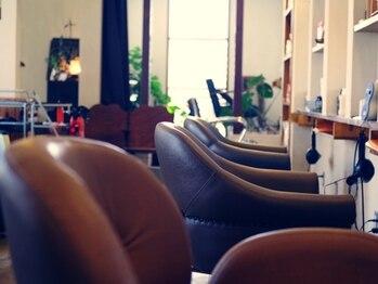 髪質改善ヘアエステサロン ランプ(lamp)の写真/≪髪の悩みを解消して、心も癒される≫がコンセプト!ホッと落ち着く上質サロン