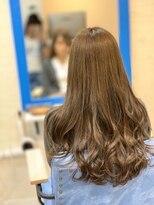 スローライフヘアーデザインアンドスパラウンジ(Slow life Hair design spa lounge)ロングレイヤー