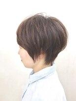 アオタニ ヘア 東向日店(aotani hair)女性らしさは外せない!大人可愛いショートスタイル