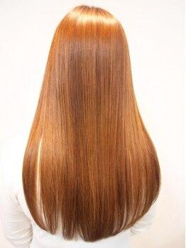 シェルジュ 綱島店(Cierge)の写真/健やかな髪へ生まれ変わったような【M3D縮毛矯正】!上質な仕上がりをお求めの方に♪