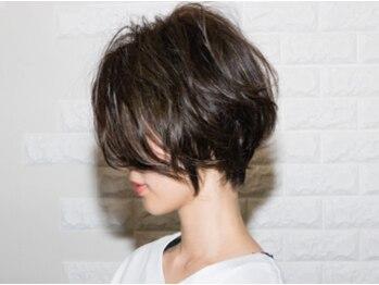 モードクラウド(MODE CLOUD hair design)の写真/経験豊富なstylistがご提供◎【デザインカット¥4500】【カット+Tr¥5000】でお客様の《似合う》を引き出す☆