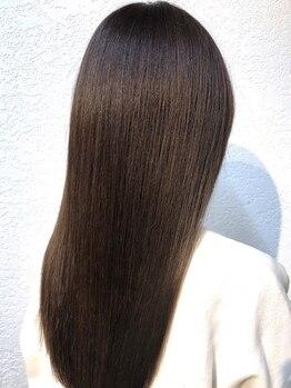 ステージレコ(stage Reco)の写真/【サイエンスアクアモイスチャー¥7700】ダメージによるパサつき・エイジング毛に◎厳選TRで本格髪質改善◇