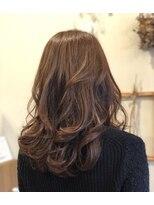 ヘアーディープ(hair deep)寒い季節にぴったりカラー