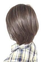 バーシャミ ヘアーアンドスパ(Baciami Hair&Spa)【村山 光臣】ハイライトカラー(リアルサロンワーク)