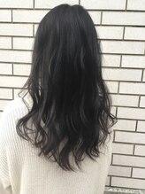 ヘアーアンドメイク ニューヨークニューヨーク 姫路店(Hair&Make NYNY)【イルミナカラー】ダークグレージュ