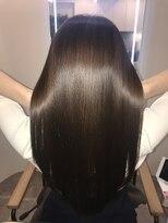 アールサロンプラスキャスパ 恵比寿(Rrsalon+CASPA)美髪ミネコラトリートメントうる艶ロング