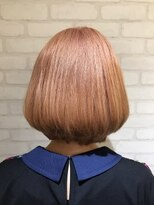 ヘアーアンドメイククリアー(Hair&Make CLEAR)スウィートピンクベージュ