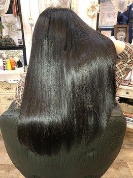 """ヘアドゥアイザワ(Hair-do AIZAWA)の写真/理想の髪質へと改善!""""美髪エステ""""で誰もが憧れるうる艶髪へ―。驚きの艶と手触りにリピーター続出◎"""