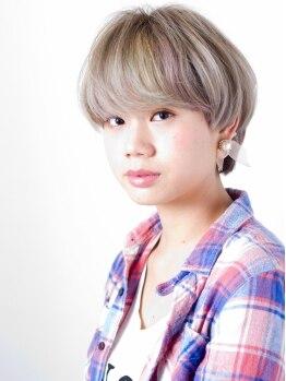 エマ(Emma)の写真/アナタのヘアをTOTALプロデュース☆今まで自分に自信を持てなかった人も勇気を出してココに来るだけ!
