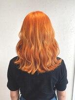 オレンジカラー!