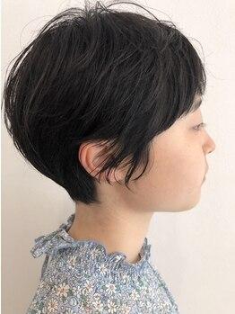 ヘアスタジオリリー(Hair studio Lily)の写真/『忙しくて美容室に行けない…。』そんな悩みをスッキリ解消☆ホッと一息つける完全プライベートサロン♪