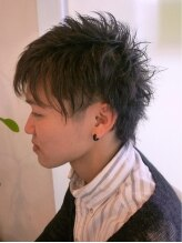 ヘアメイク ハミング(Hair make Humming+)ツーブロック