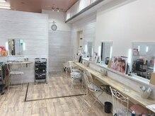 アチーブ 姫路店(Achieve)の雰囲気(女のコらしい空間で、可愛いく♪)