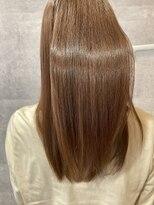 ブリック ヘアアンドスパ 松山(BRICK HAIR&SPA)髪質改善