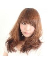 オズ ヘアーアンドトータルビューティー(OZ hair&total beauty)ヴェールカラーで魅せるモテフワスタイル stylist寺内智美
