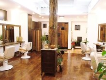 ヘアリゾート アジア(Hair Resort Asia)の雰囲気(閑静な住宅街に立地するまるで隠れ家カフェのような雰囲気☆)