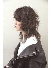 ヘアーメイツ ニューヨーク 学芸大学の美容室(Hair Mates NewYork)今時のウルフカット