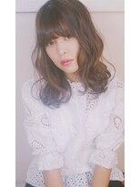 ビラシ(Hair BILASHI)シフォンミディ