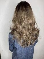 ソース ヘアアトリエ 梅田(Source hair atelier)【SOURCE】ゴールドベージュ