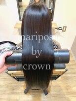 マリポーサ バイ クラウン(mariposa by crown)髪質改善プレミアムトリートメント