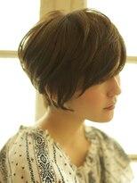 ベックヘアサロン 広尾店(BEKKU hair salon)「BEKKU」古川タカヨシ ミニマムボブショート