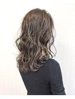 ソース ヘア アトリエ(Source hair atelier)【SOURCE】スターダストグレージュ
