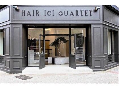 ヘアーアイスカルテット(HAIR ICI QUARTET)の写真