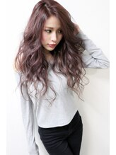 ヘアーグランデシークツー(Hair Grande Seeek II) Pink Rose Color, by Seeek2