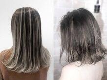 オーブ ヘアー アーチ 赤羽店(AUBE HAIR arch by EEM)の雰囲気(最新トレンドカラーでおしゃれな髪色へ☆)