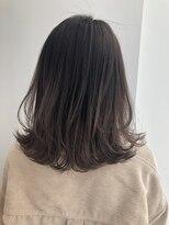 アリーズヘアー 心斎橋OPA(allys hair)ブリーチ必須アッシュ系カラー