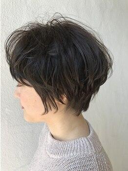 ヘアスタジオリリー(Hair studio Lily)の写真/量産的な流行に左右されない真の魅力を表現◇家でも扱いやすい再現性の良さ&抜群のセンスも人気の秘密…♪