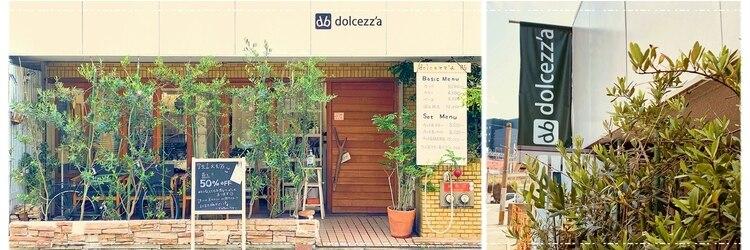 ドルチェッツァ(dolcezza)のサロンヘッダー