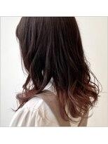 サラ ニジュウイチ ビューティーサイト(SARA21 Beauty Sight)春の桜グラデーション/裾カラー