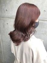 ユーレルム オット(U-REALM otto)U-REALM新宿 大人かわいい艶髪 ビターモカ 小山
