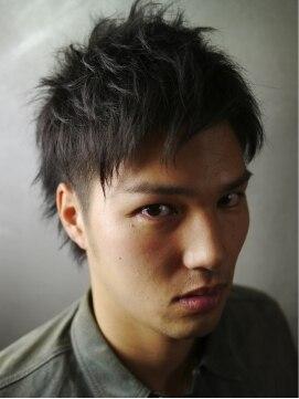 ヘアー グランジ プラス(hair Glunge Plus)新ワイルドショートスタイル