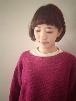 ロコピカロ(LOCOPICARO)の写真/【西条☆】似合わせショートスタイルで、好感度UP★サロンに通うのがどんどん楽しくなる…♪