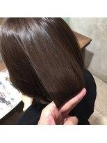 スーベニール(souvenir)■白髪対応■ココナッツ縮毛矯正 ミディアム