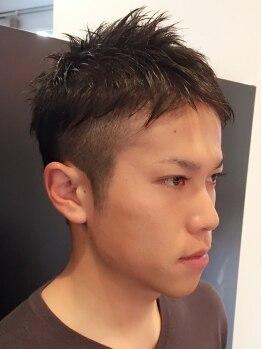 アットウィルヘアー(at will hair)の写真/メンズスタイルもお任せ◎一人ひとりに合ったスタイルをご提案♪メンズならではの髪のお悩みも相談しやすい