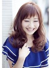 ルネットヘアー(LUNETTES HAIR)柔らかカジュアルな☆セミロングパーマスタイル☆