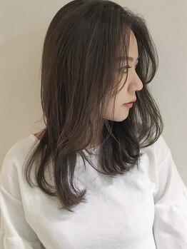 ラニス ヘア(Lanis hair)の写真/ヘアにこだわるオトナ女性向けサロン♪アットホームな雰囲気と上質な空間でゆったりとしたサロンタイムを☆