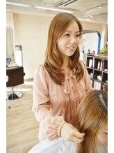 ヘアー ラピス(Hair Lapis)横山 輝子