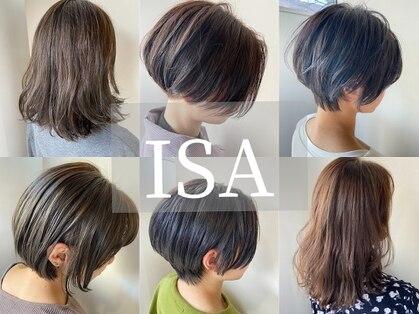 美容室イサ 伏見店(ISA)の写真
